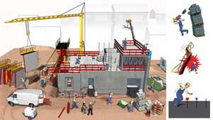 Prévention et sensibilisation aux risques sur les chantiers BTP
