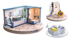 Prévention et sensibilisation aux risques spécifiques aux métier de maçon