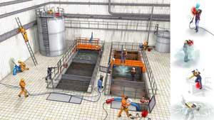 Prévention et sensibilisation aux risques industriels de maintenance